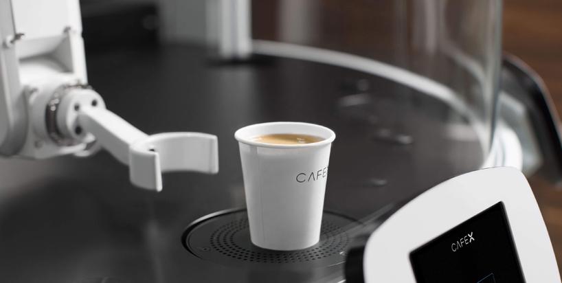cafe x-robot-coffee-san francisco-tech